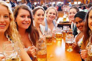 Đức huy động Cảnh sát bảo vệ lễ hội bia lớn nhất thế giới
